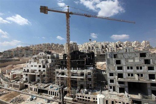 Israel Bangun Hampir 20 Ribu Unit Rumah di Wilayah Palestina