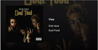 New Music: Rich Soul - Visa