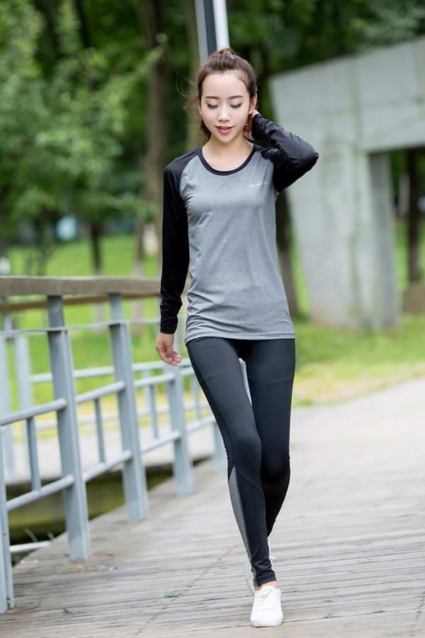 Thể dục giảm cân bất chấp thời tiết giá lạnh