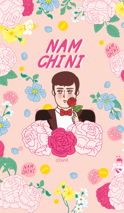 NAMCHINI <You than flowers>