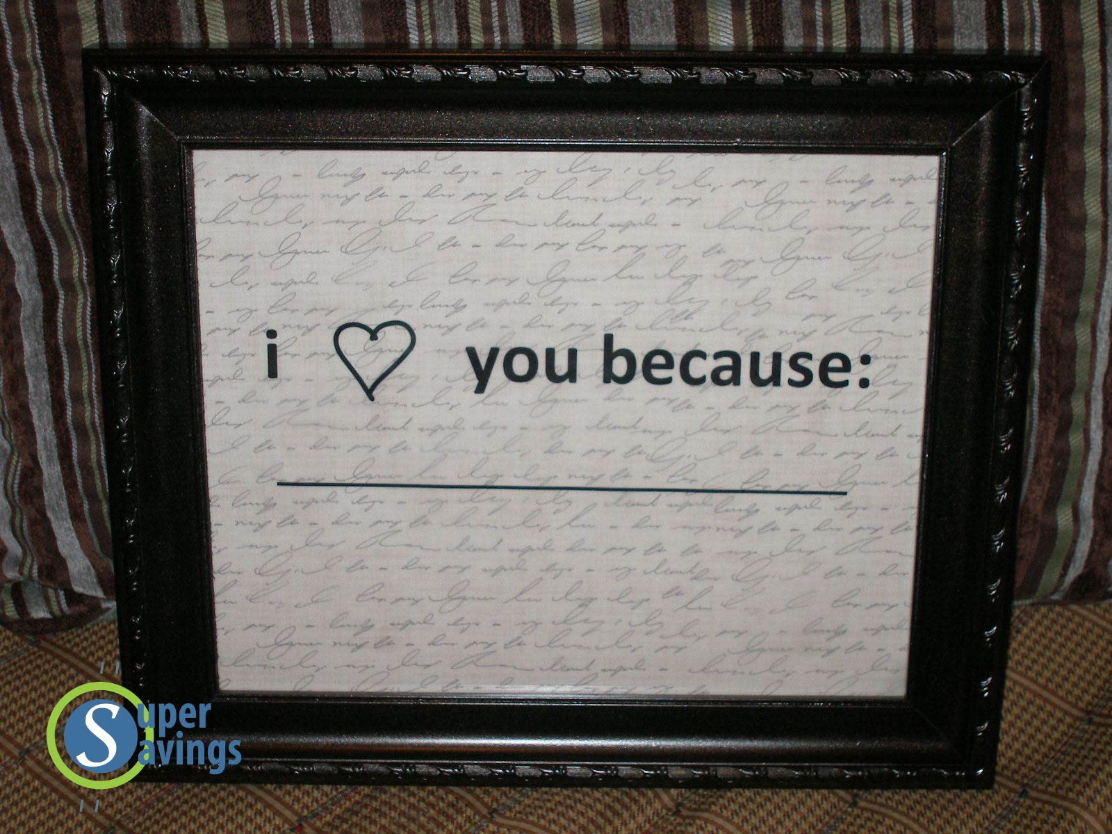 Super Savings Easy Valentine S Day Gift Quot I Love You