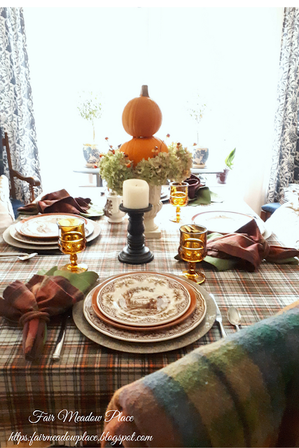 Sett the Table - Thanksgiving