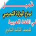 بوكليت اللغة العربية للصف الثالث الثانوي 2017
