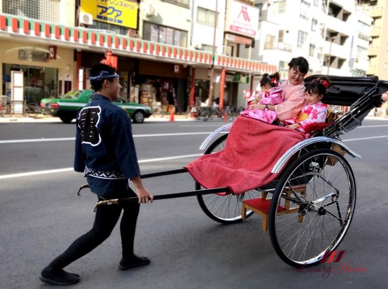 tokyo tourist atttractions asakusa rickshaw jinrikisha
