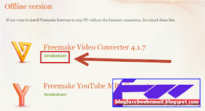 download freemake offline installer official site
