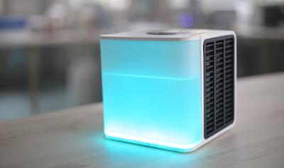 Ar condicionado ou Vaporizador?