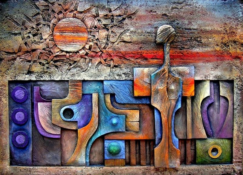 Birkenau Zero - Conrado Domínguez e algumas de suas belas pinturas ~ Pintor mexicano