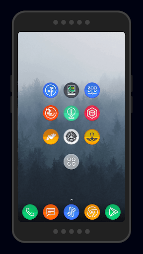Dream Score ~ S8/Note8 Icon Pack