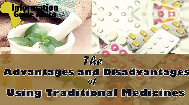 The Advantages and Disadvantages of Using Traditional Medicines