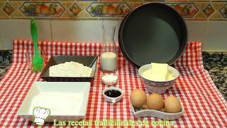 Receta fácil de bizcocho de vainilla