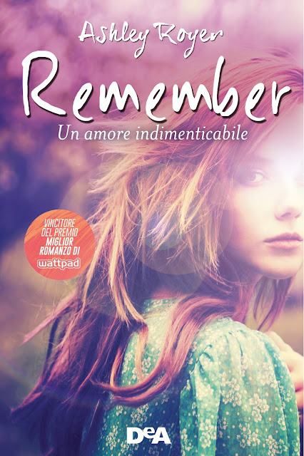 [Anteprima]: REMEMBER di Ashley Royer