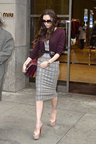 Siah Style Look Of The Day Victoria Beckham