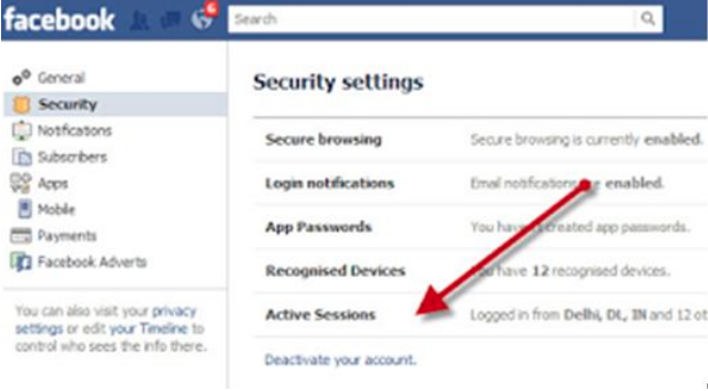 how to have facebook remember account password