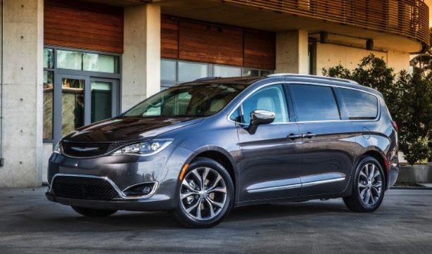 First Drive Review 2017 Chrysler Pacifica Plug-In Hybrid