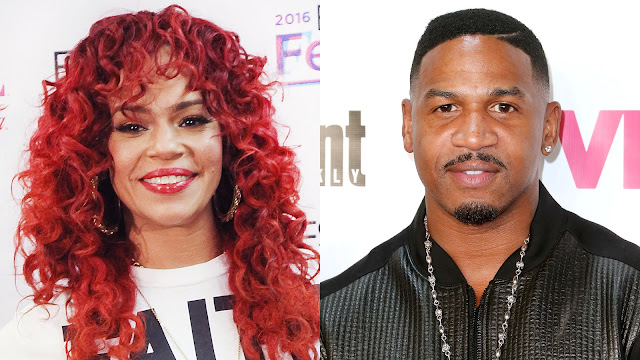 Did Stevie J and Faith Evans get married?!