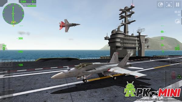 F18 Carrier Landing.Apk