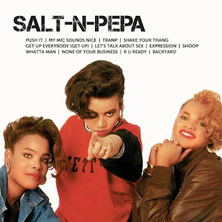 Salt N Pepa My Mike Sounds Nice Its Alright