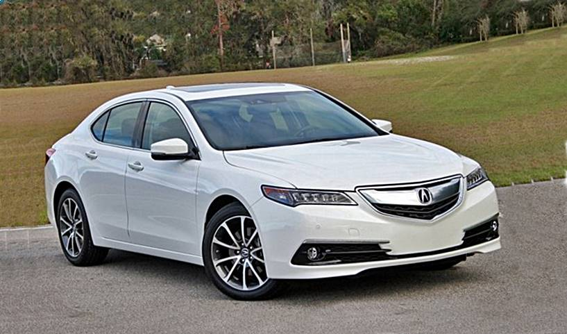 2017 acura tlx review. Black Bedroom Furniture Sets. Home Design Ideas