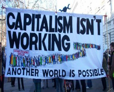 Image result for down with capitalism