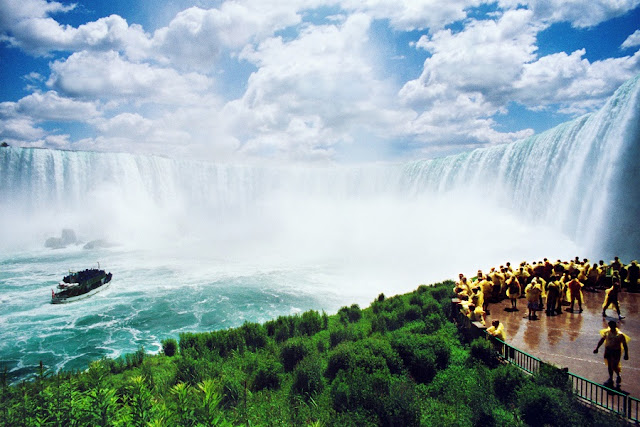Journey Behind the Falls em Niagara Falls