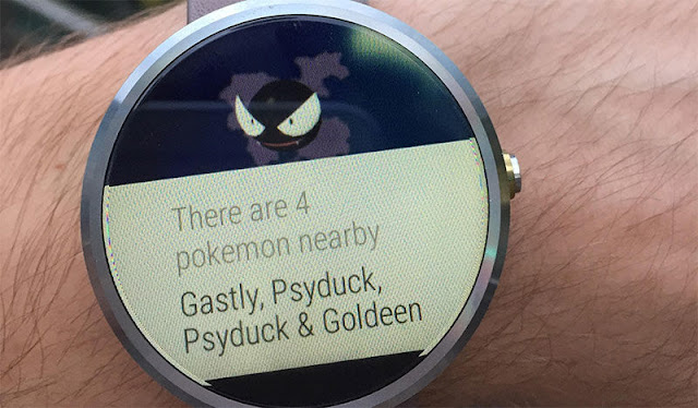 This App Gives You Pokemon Go Alerts So You Won't Be Staring at Your Phone While Walking