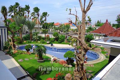 Jasa Tukang Taman Surabaya Lanskap Taman Landscaping