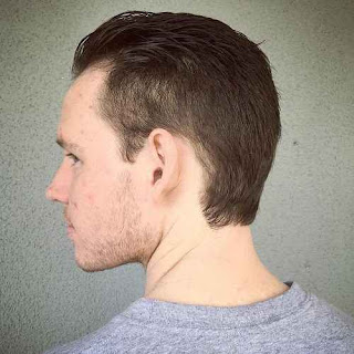 Thin hairs for men