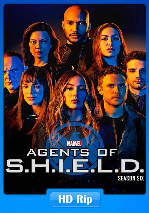 Marvels Agents of S.H.I.E.L.D S06E08 720p AMZN WEB-DL x264 Poster