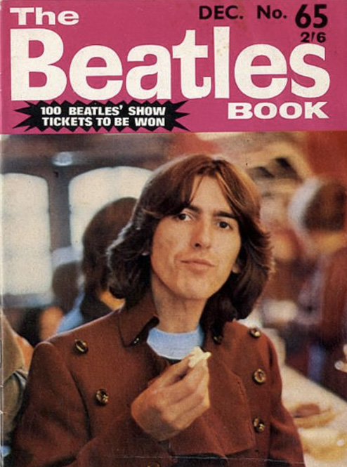 George And Mal Arrived In Los Angeles On October 16 1968 Primarily Because Harrison Was To Produce Songs For Jackie Lomax Album Is This What You Want