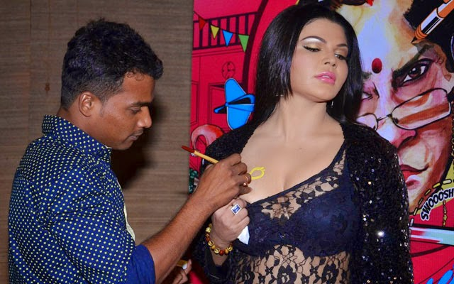 2016 Xxx 25 Latest Rakhi Sawant Hot Nude Xxx Big Boobs -8514