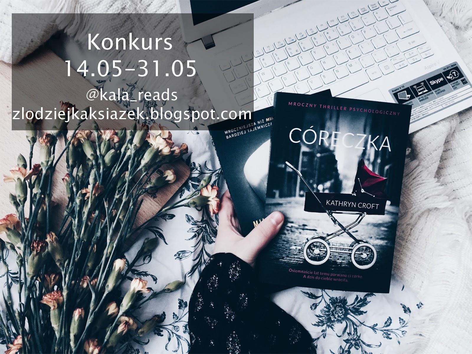 Konkurs z wydawnictwem Burda książki
