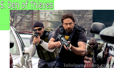 Den of Thieves 2018 movie Gerard Butler