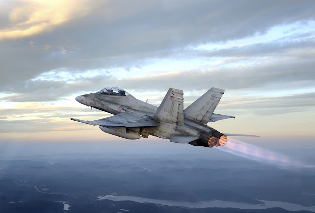 CANADIAN CF-18 CRASHED NEAR COLD LAKE