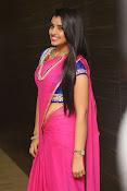 syamala sizzling saree stills-thumbnail-17