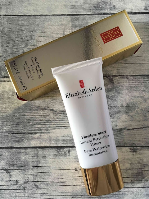 Review : Elizabeth Arden Flawless Start Instant Perfecting Primer