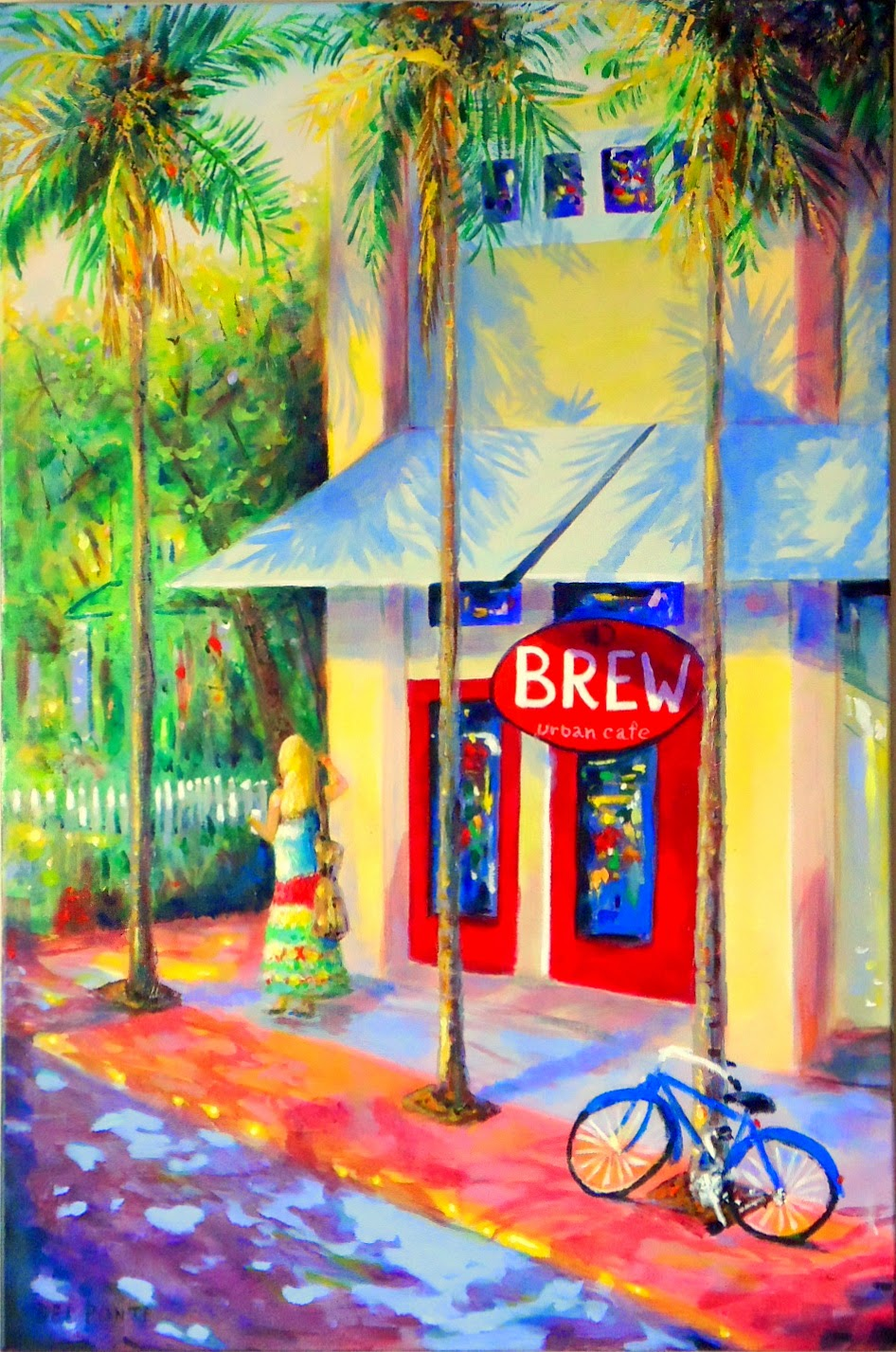 """Morning Coffee"" BREW Ft. Lauderdale sold"
