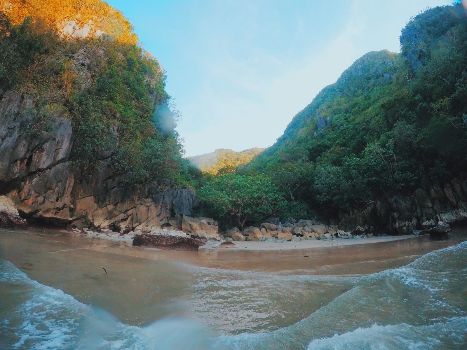 caramoan islands beach