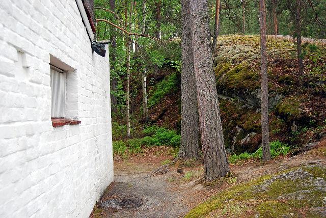 experimental house, alvar aalto, muuratsalo, suomi, finland, keski-suomi