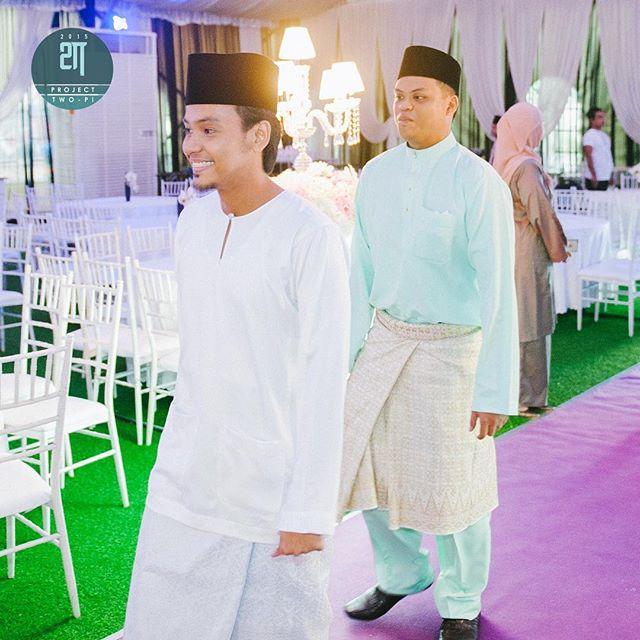 Majlis Akad Nikah Jihan Muse Dan Ungku Hariz