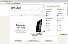 Whatruns: extensión que permite conocer las tecnologías usadas en cualquier sitio web