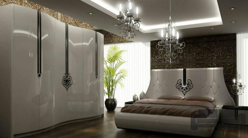 صور غرف نوم مودرن كاملة للبيع تصاميم 2017   غرف نوم   الأثاث الحديث