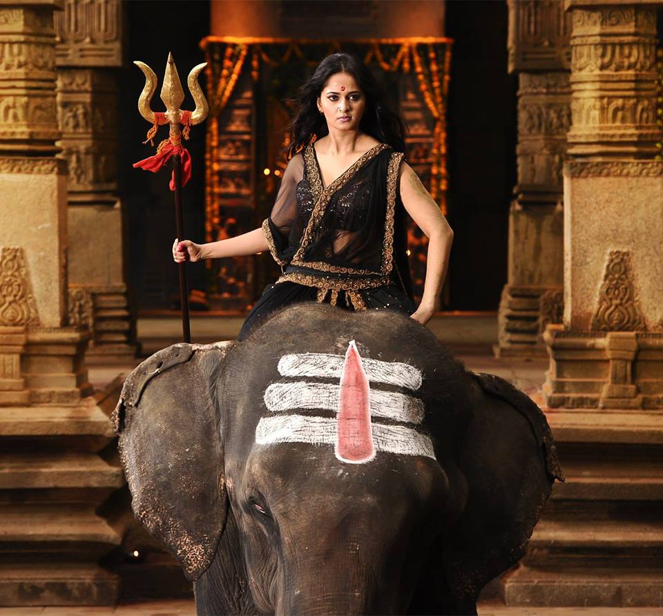 Bengaluru Actress Anushka Shetty Photos From Telugu Movie