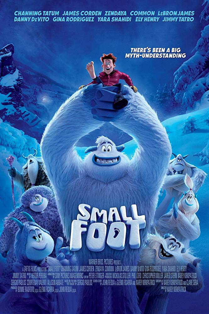 Review Filem Smallfoot