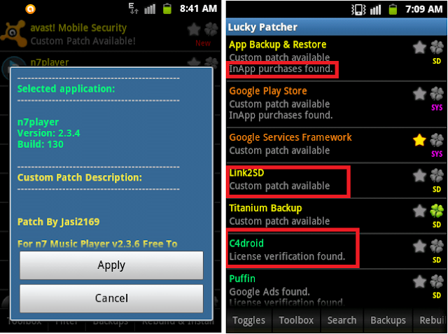 Lucky Patcher v6.1.6 Apk Terbaru