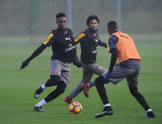 Arsenal Star Returns Ahead of Crystal Palace Clash