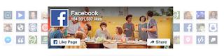 Cara membuat dan memasang facebook fanspage untuk blogspot - blog