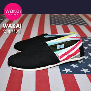 Sepatu Wakai Grade Ori