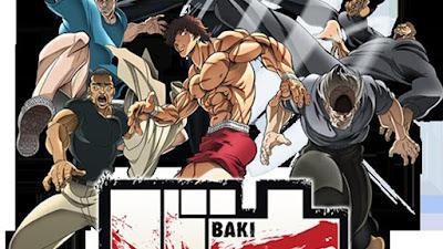 Estreno anime Netflix diciembre 2018 Baki