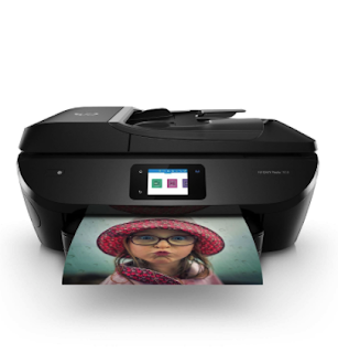 HP Envy Photo 7858 Wireless Setup, Driver & Manual Download