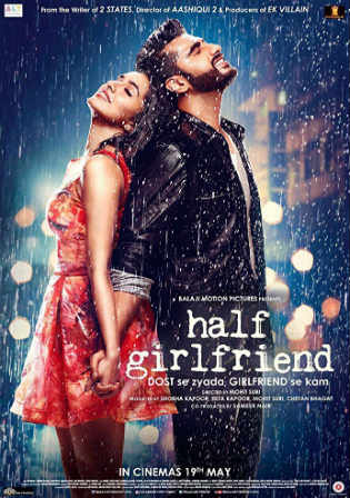 Half Girlfriend 2017 HDRip 350MB Full Hindi Movie Download 480p Watch Online Free bolly4u